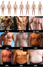 Men S Body Fat Chart Body Fat Percentage Check These Pictures Of Women Men
