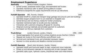 Examples Of Warehouse Resumes Warehouse Job Resume Warehouse Worker