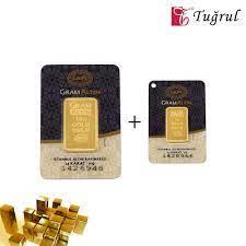 15 gr 24 Ayar Gram Külçe Altın Fiyatları