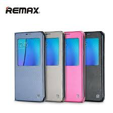 remax samsung galaxy note 5 s view window leather case flip cover 11street malaysia cases and covers