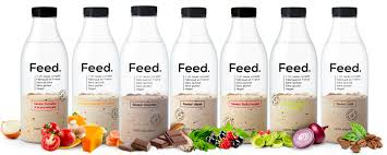 Meal Bottles | Feed.