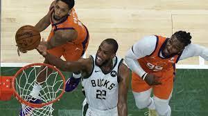 NBA-Finals: Bucks gleich gegen Suns aus - Eurosport