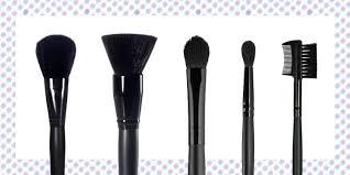 12 makeup brushes every needs