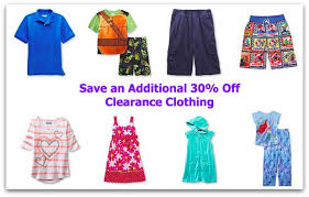 Kmart Jeans Size Chart Kmart Com Additional 30 Off Clearance Clothing Hip2save