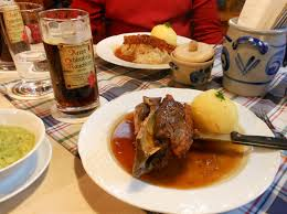 A Franconian Feast At Kachelofen In Bamberg Germany The