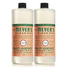 Mrs. Meyer's Clean Day <b>Multi</b>-<b>Surface Concentrate</b>, <b>Geranium</b> Scent ...