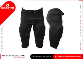 American Football Pant Deesha Industries Pakistan