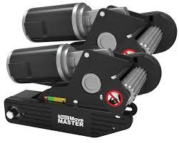 caravan motor movers 5 year warranty towsure towsure movemaster quad twin axle