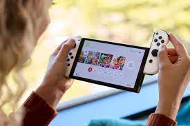 Nintendo's OLED Switch: all of the news ...