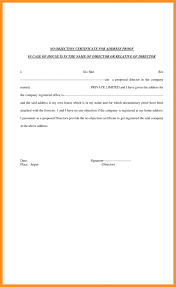 9 10 Landlord Letter Proof Of Residency Wear2014 Com