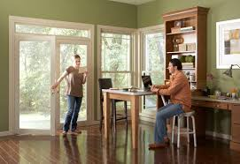 office doors with windows. Swinging Patio Door In Home Office Leading To Backyard Doors With Windows N