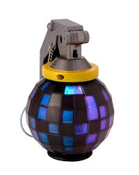 Boogie Bomb Led Light Spirit Halloween Fortnite Boogie Bomb With Lights And Sounds Officially Licensed