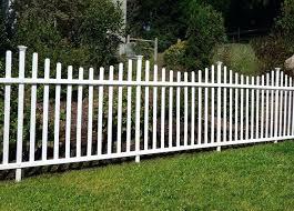 white fence ideas. Mow White Fence Ideas