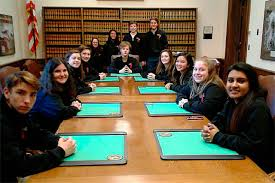 mock trial teams back from state competition com archbishop murphy high school s varsity team finished in fourth place at the state high school mock