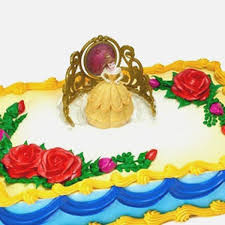 Belle Cupcake Topper Template Birthdaycakeformenga