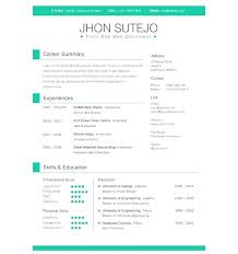 7 Free Blank Resume Templates For Download Template Dot Org Cv Doc