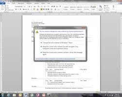 Create A Resume And Cover Letter Using Word 2010 Templates Youtube