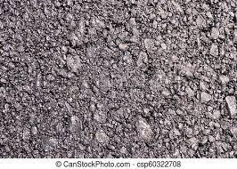 Smooth Asphalt Road Texture Of Freshly Laid Asphalt Top View