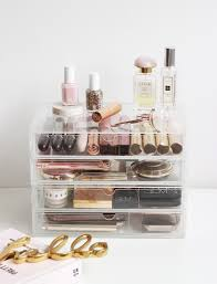 a muji makeup storage overhaul pint sized beauty
