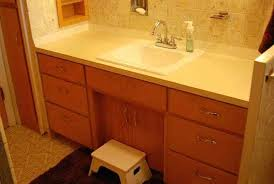 how to paint old can you bathroom countertops look like marble spray