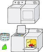 washing machine and dryer clipart. pin machine clipart dryer #7 washing and o