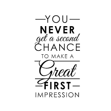 First Impression Quotes Stunning Starting A New Career Is Exciting But It Can Also Be Stressful You