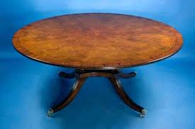 used round tables for incredible amazing antique dining table walnut pedestal antiques bedside sydney t