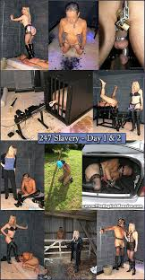 Behind Closed Dungeon Doors Real Life 24 7 slavery Mistress.