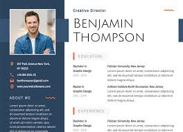 Cool Resume Template Inspiration 48 Best 48's Creative ResumeCV Templates Printable DOC