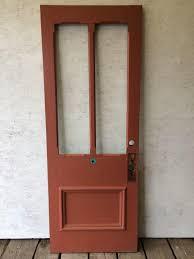 ic3799 vintage wood entry door 31 5