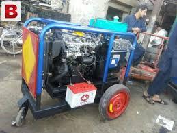 New Wagon R 660cc Engine Generator Peshawar