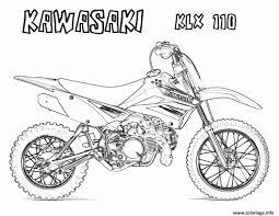 Coloriage Motocross 36 Dessin Int Rieur Coloriage Moto Cross