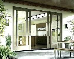 3 panel sliding patio door 3 panel patio door home depot french patio door best sliding