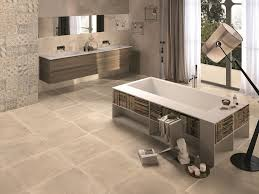 porcelain stoneware wall floor tiles with stone effect dust sand by provenza by emilgroup