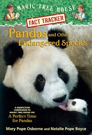 Quotes About Pandas Interesting Pandas And Other Endangered Species By Mary Pope Osborne Scholastic