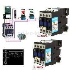 4 pole contactor ac contactor motor starter relay cjx2 1801 3 pole 1nc 220v 380v 18a