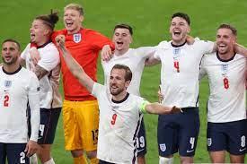 England vs Denmark LIVE! Euro 2021 ...
