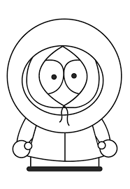 South Park Free To Color For Children South Park Kids Coloring Pages