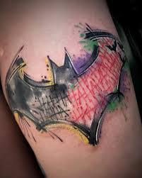 Batman turbine to the joker! Tattoo \u2026 | Pinteres\u2026