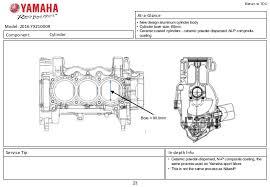 2016 yxz1000r service guide final ver 2 32 service tip model 2016 yxz1000r engine oil flow diagram