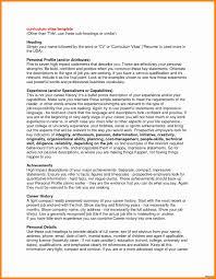 Resume Profile Sample Elegant Linkedin Profile Examples Resume