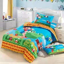 3d bedding set game kids bed set twin full queen size 2 3pcs duvet cover