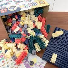 Đồ Chơi Trẻ Em Hộp Lego 520 Chi Tiết Cho Bé giá cạnh tranh