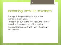 Affordable coverage that will not increase. Insu 432 Life Insurance Chapter Ppt Download
