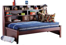 cool single beds for teens. Ivy League Cherry 5 Pc Twin Bookcase Daybed Cool Single Beds For Teens