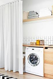 Our guide to perfecting the layout of your laundry. From the February 2016  issue of. Laundry NookLaundry Room CurtainsHidden ...