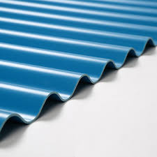 upvc corrugated roof sheet