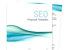 business proposal templates seo proposal template