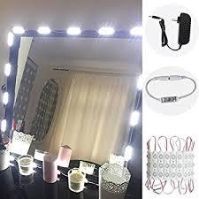 mirror lighting. Makeup Mirror Light 98FT 60 LED Vanity Lights Kits For Cosmetic Lighting S