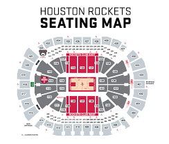 Milwaukee Bucks Detailed Seating Chart Houston Rockets Vs Milwaukee Bucks Houston Toyota Center